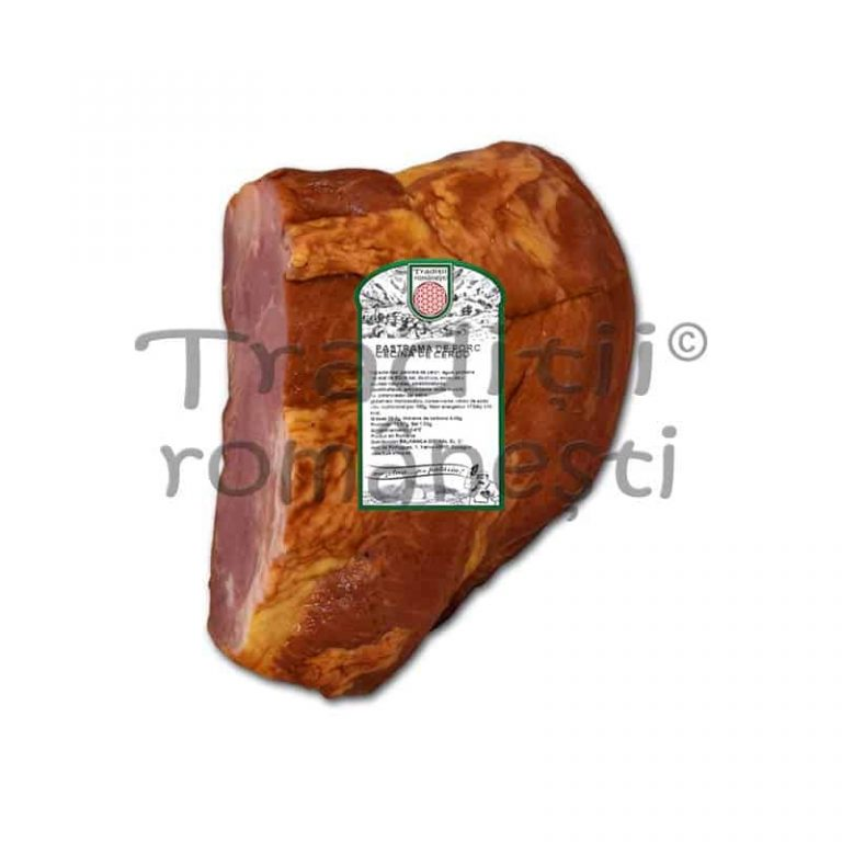 Pastramă de porc