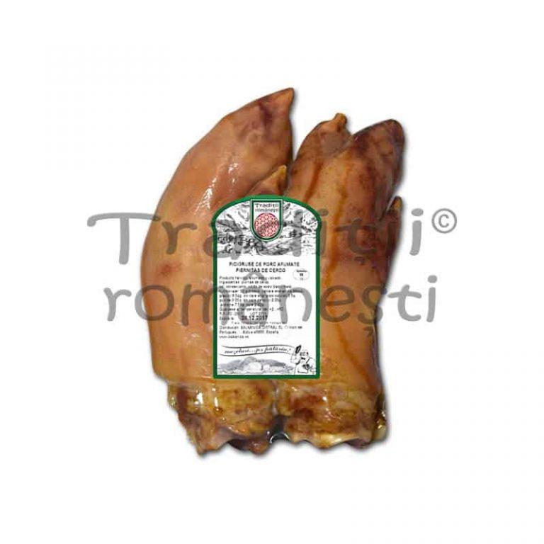 Piciorușe de porc afumate