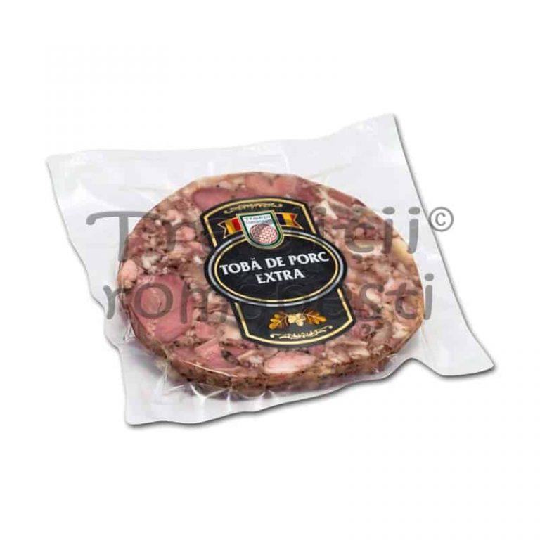Tobă de porc extra